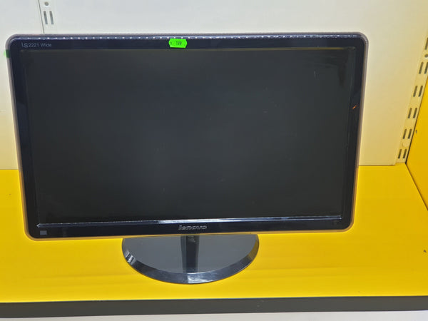 "Monitor Lenovo LS2221 wide 21.5"" Full HD LED"