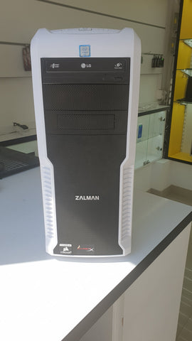 Desktop PC i5-6600 , Nvidia GTX 1060 - Cashbox Baia Mare