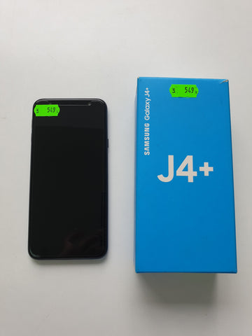 Samsung Galaxy J4 Plus - Cashbox Baia Mare
