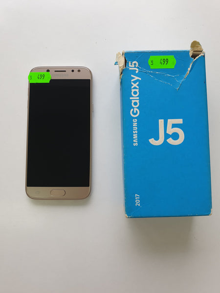 Samsung Galaxy J5 2017 - Cashbox Baia Mare