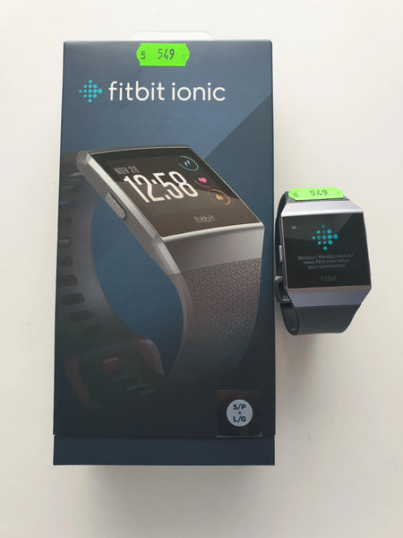 Fitbit Ionic - Cashbox Baia Mare