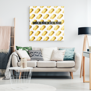 Go Gold - Blend On Canvas