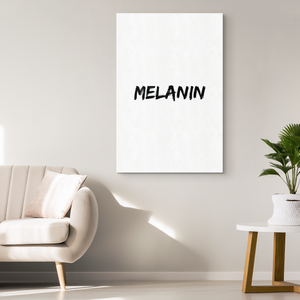 Melanin - Blend On Canvas