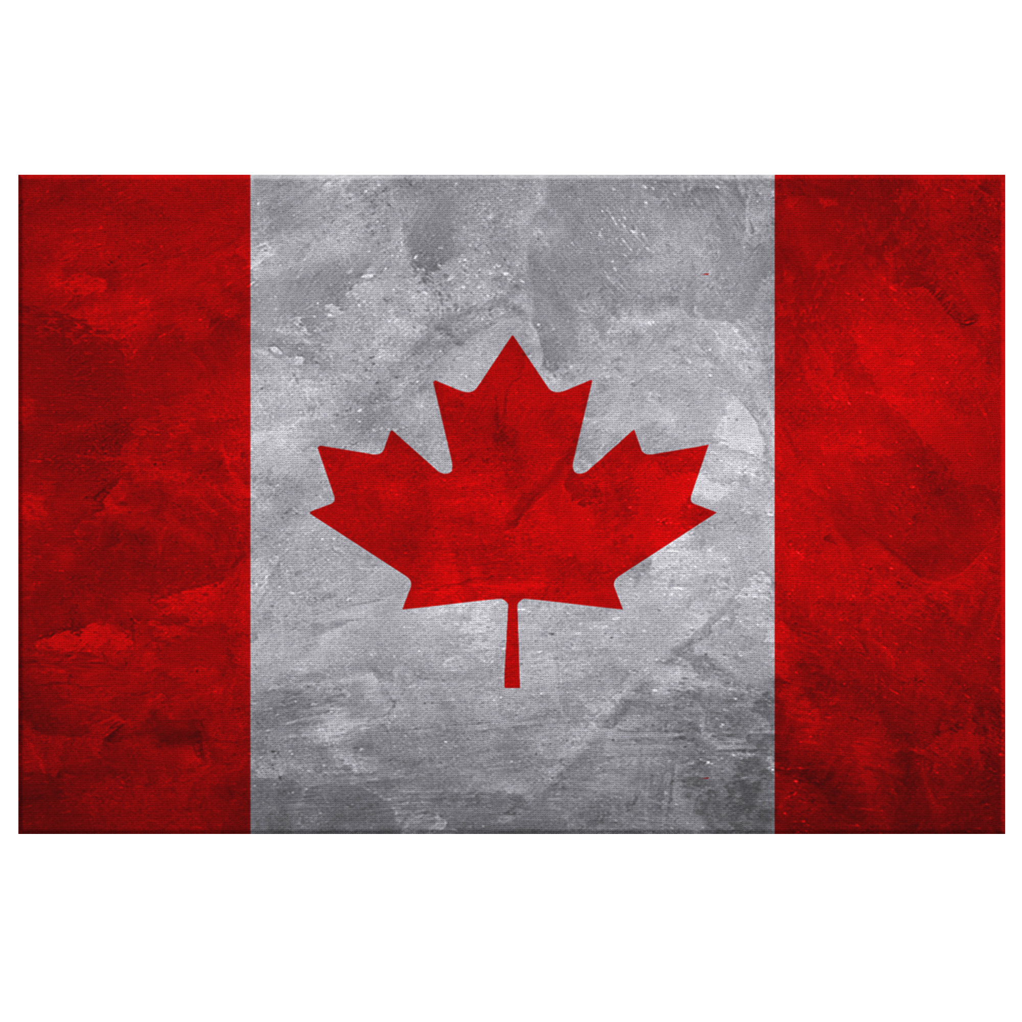 Flag of Canada - Blend On Canvas