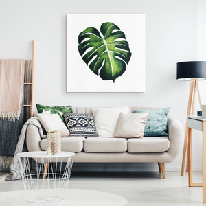 Monstera - Blend On Canvas