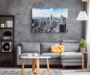 Big City Big Dreams - Blend On Canvas