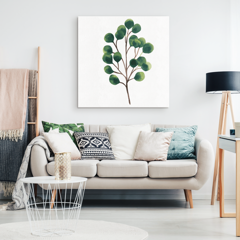 Moringa - Blend On Canvas