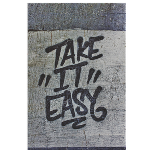 Take It Easy - Blend On Canvas