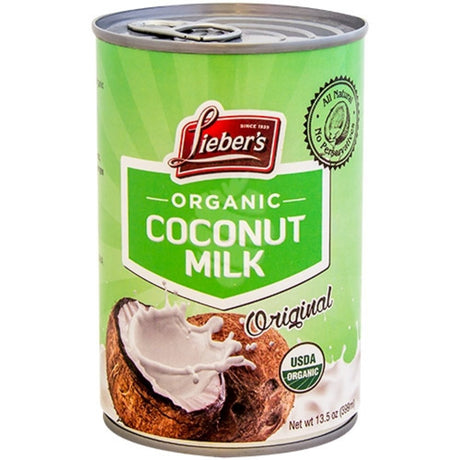 Liebers Coconut Milk 400Ml
