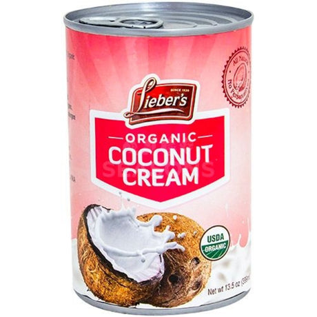 Liebers Coconut Cream 400Ml