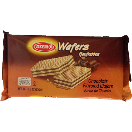 Osem Chocolate Wafers 250G
