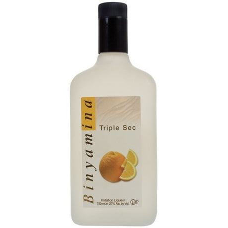 Binyamina Liquor Triple Sec 750Ml