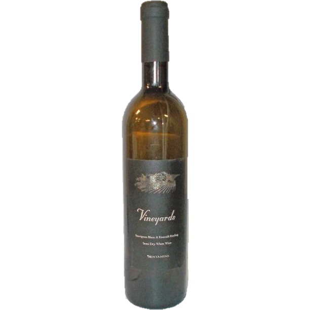 Binyamina Vineyards Semi Dry White 750Ml