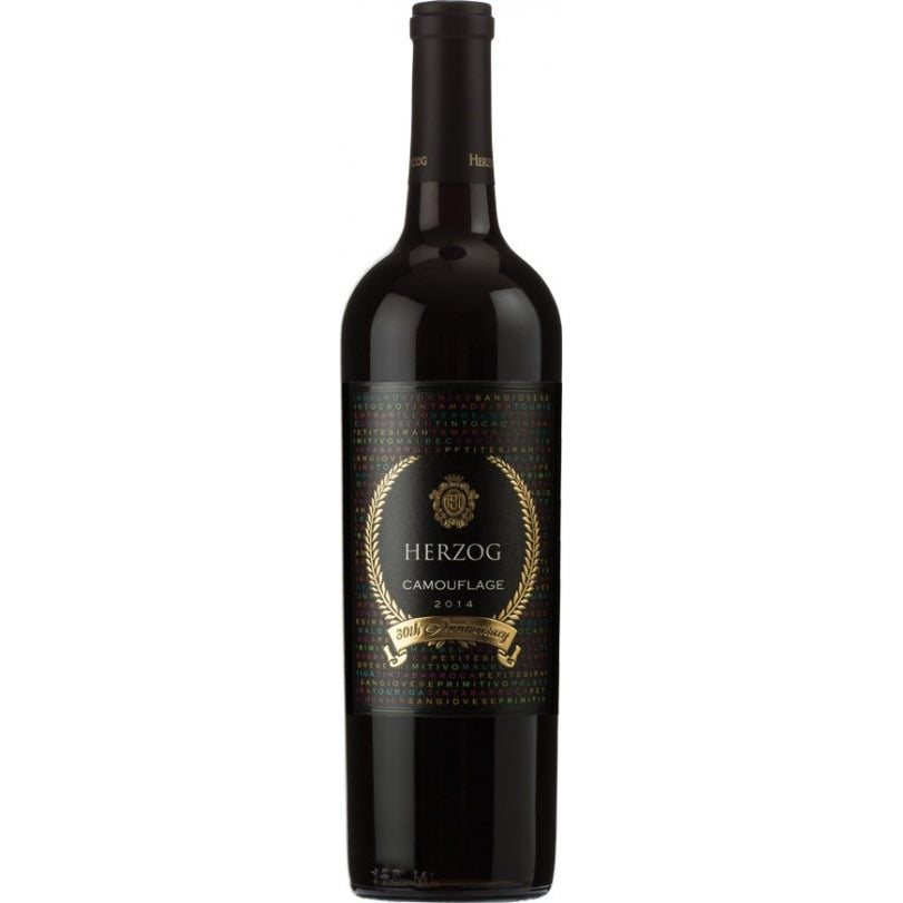 Herzog Camouflage Red Wine Blend 750Ml