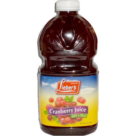 Liebers Cranberry Juice 1.89L