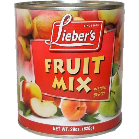 Liebers Fruit Mix Klp 820G