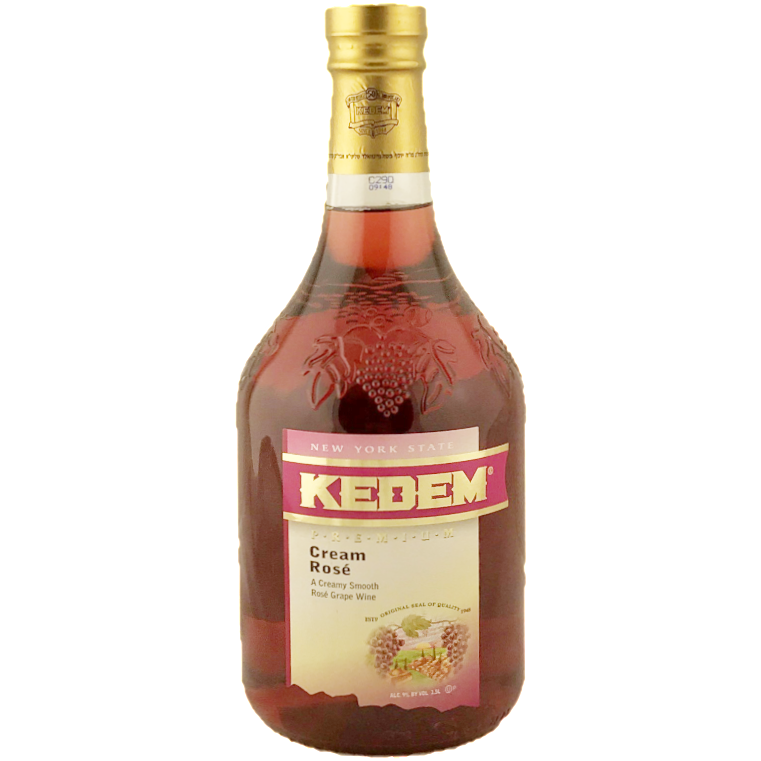 Kedem Cream Rose Wine 1.5L