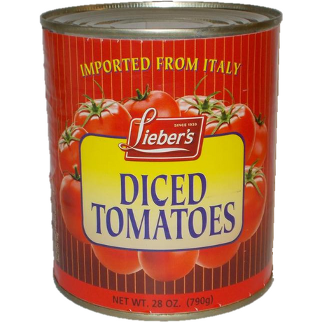Liebers Tomatoes Diced Klp 790G