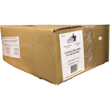 Elite Chocolate Lentils 10Kg