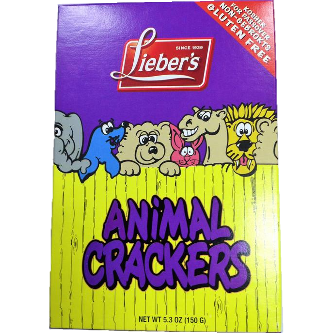 Liebers Animal Cookies Klp 150G