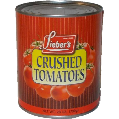 Liebers Tomatoes Crushed 790G