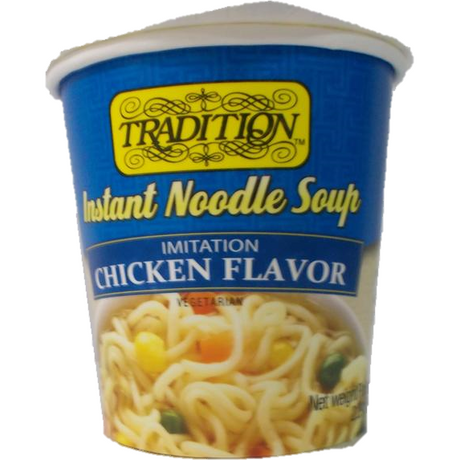 Tradition Instant Chicken Flavour Noodle Soup 85G