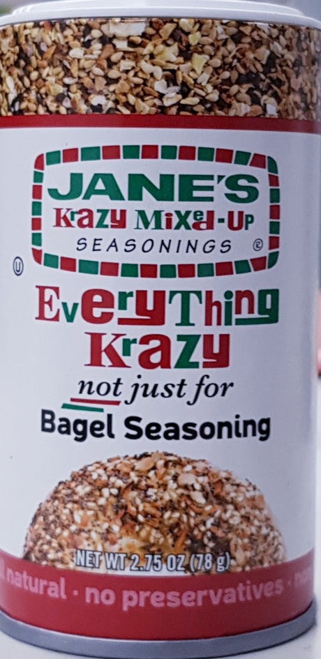 Janes Krazy Mixed Up Bagel Seasoning 78g