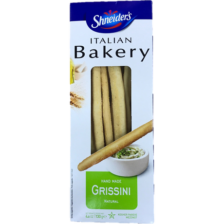 Shneiders Grissini Natural 130G