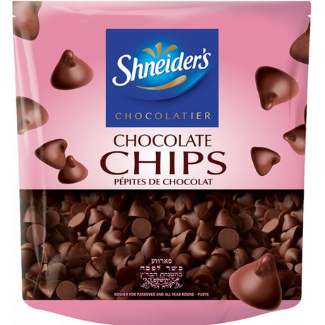 Shneiders Choc Chips Pareve 250G