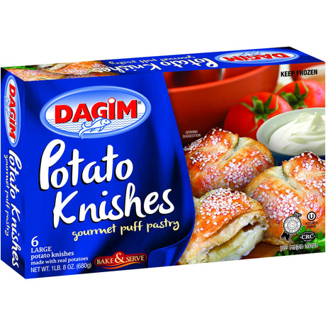 Dagim Potato Knishes 680G