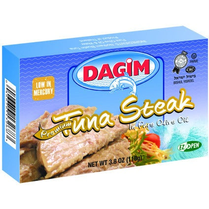Dagim Tuna Steak In Olive Oil 110G