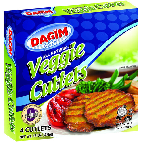 Dagim Vegetable Cutlets 425G