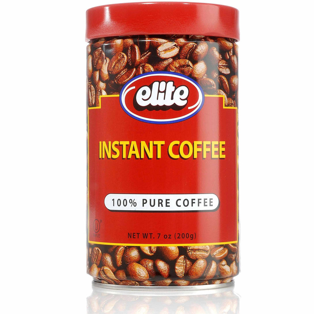 Elite Instant Coffee Klp 200G