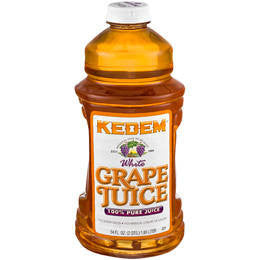 Kedem White Grape Juice 1.8L