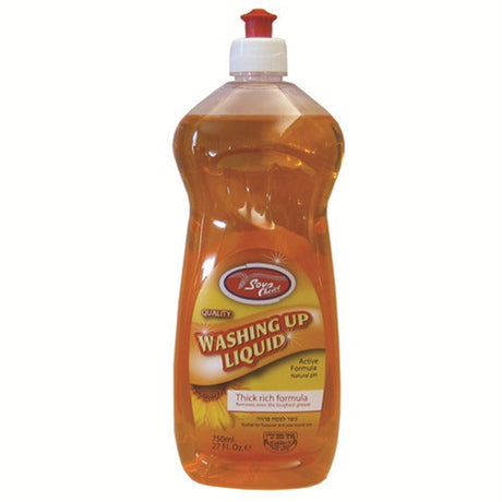 Sova Washing Up Liquid Orange 750Ml