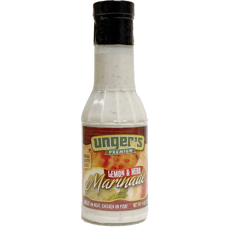 Ungers Marinade Lemon & Herb 411G