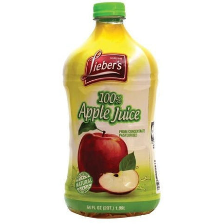 Liebers Apple Juice Klp 1.89L
