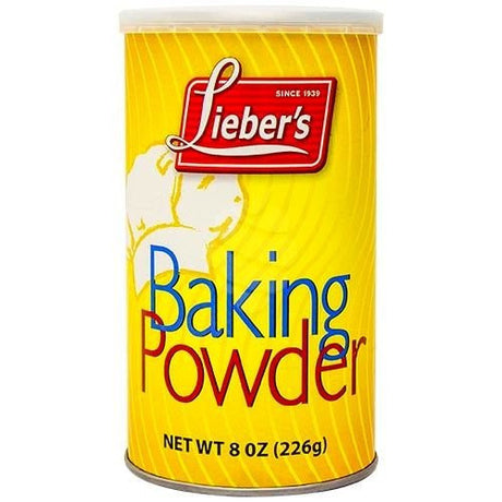 Liebers Baking Powder 226G