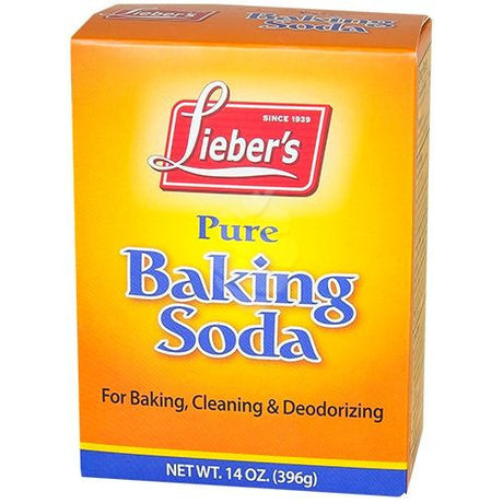 Liebers Baking Soda 396G