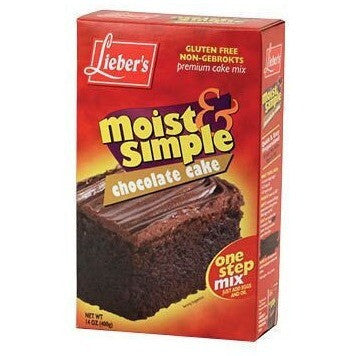Liebers Cake Mix Chocolate Klp 400G