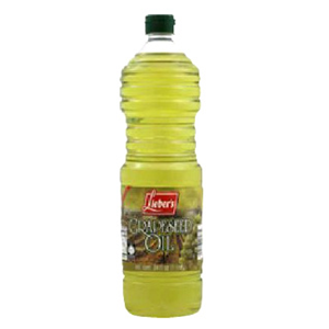 Liebers Grapeseed Oil Plastic 962Ml