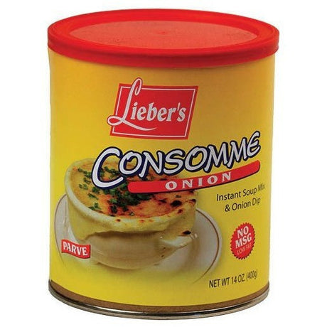 Liebers Onion Soup Mix 400G