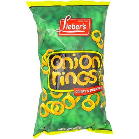 Liebers Onion Rings 141G