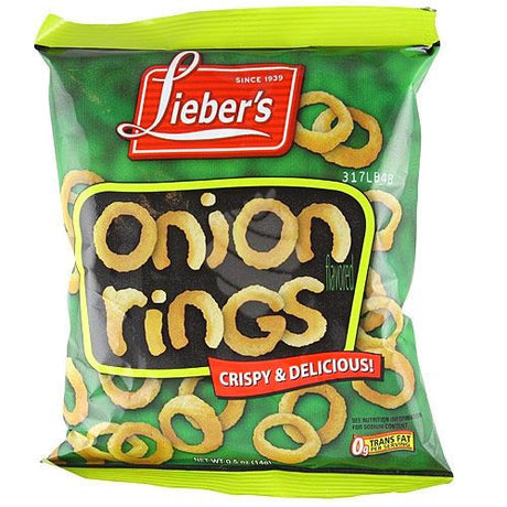 Liebers Onion Rings Mini 14G