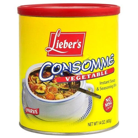 Liebers Vegetable Soup Mix 400G