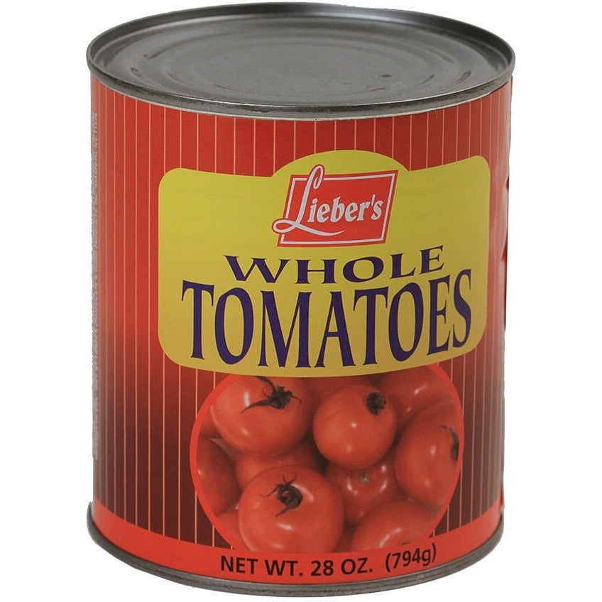 Liebers Tomatoes Whole 794G