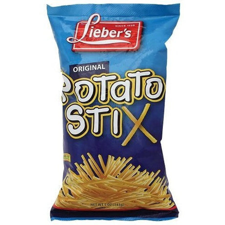 Liebers Original Potato Stix 140G