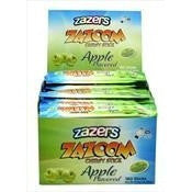 Zaza Zazoom Chewy Sticks Green Apple In Master