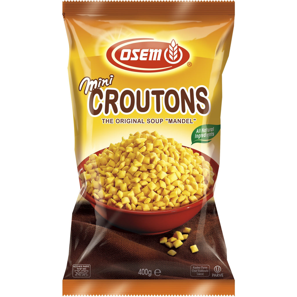 Osem Mini Croutons In Bag 400G
