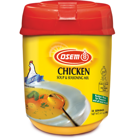 Osem Chicken Soup Mix Klp 400G